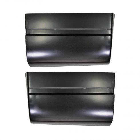 1988-02 Chevy and GMC Extended Cab Corner Rust Repair Panel Pair