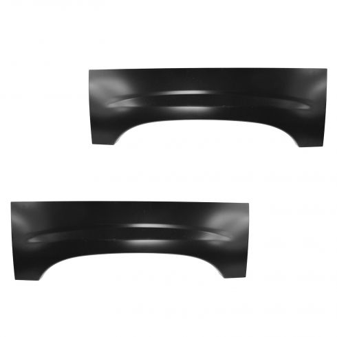 99-07 Chevy Silverado, GMC Sierra PU Bed Rear Wheel Upper Arch Repair Panel PAIR (12 1/4 x 37 inch)