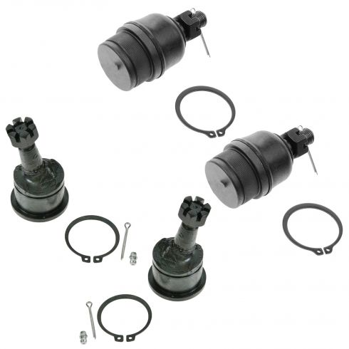 97-04 Ford Lincoln Truck SUV Upper & Lower Ball Joint Set