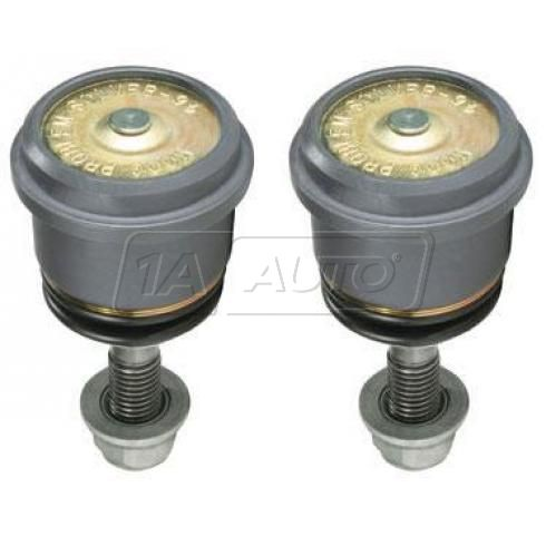 2000-02 Lincoln LS Front Lower Ball Joint PAIR (MOOG)