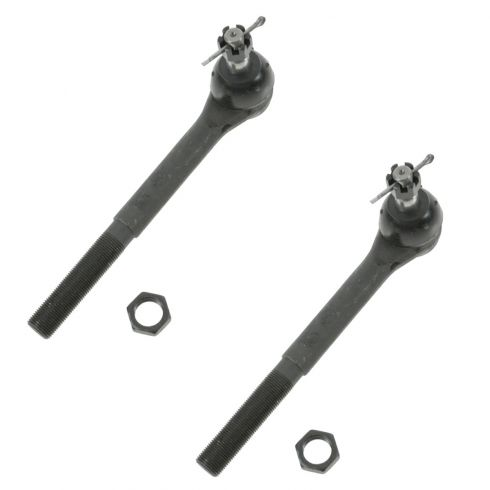 1988-02 Chevy GMC Truck Suburban Tahoe Escalade Tie Rod End Inner 2wd Pair