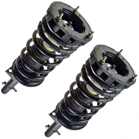 94-07 Ford Mercury Taurus Sable Loaded Strut Rear PAIR