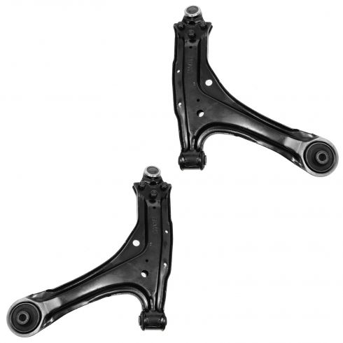 97-04 GM Grand Am, Cutlass, Malibu & Alero Control Arm Front Lower Pair