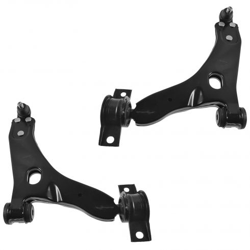 00-04 Ford Focus Control Arm Front Lower Pair