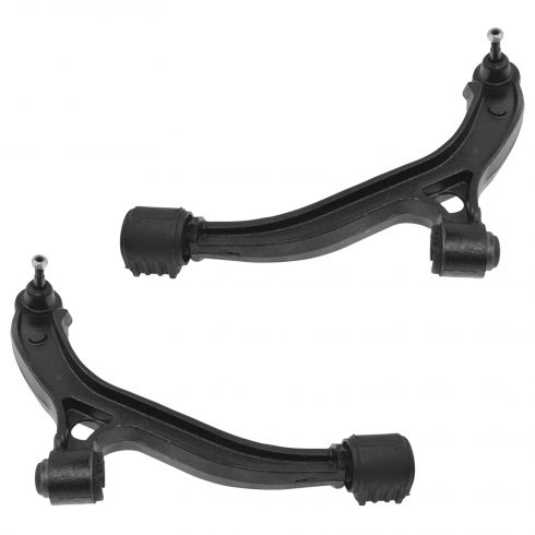 01-07 Chrysler Dodge Caravan Town & Country Voyager Control Arm Front Lower Pair