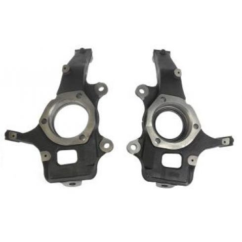 1997-04 Ford & Lincoln Full Size Truck 4WD Steering Knuckle PAIR