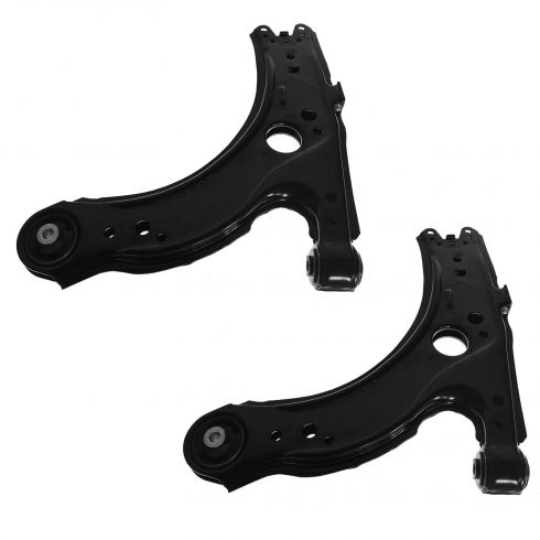 98-06 Volkswagen Jetta Beetle Control Arm Front Lower Pair