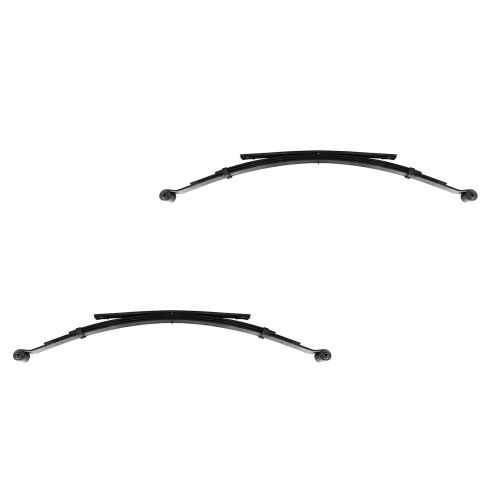 88-99 GM C/K 1500 Pickup Rear Leaf Spring (4 Leaf) PAIR