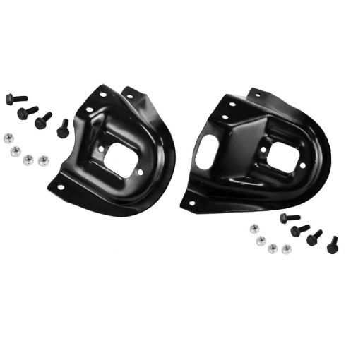 1988-00 Chevy GMC Full Size PU & SUV 4WD Rear Upper Shock Mount Bracket PAIR