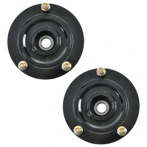 75-93 Volvo 2 Series Upper Strut Mount Kit Front PAIR