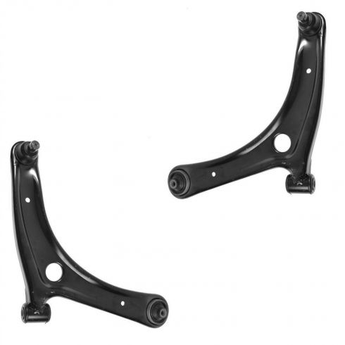 2007-09 Dodge Caliber; 07-11 Jeep Compass, Patriot Front Lower Control Arm w/Ball Joint PAIR