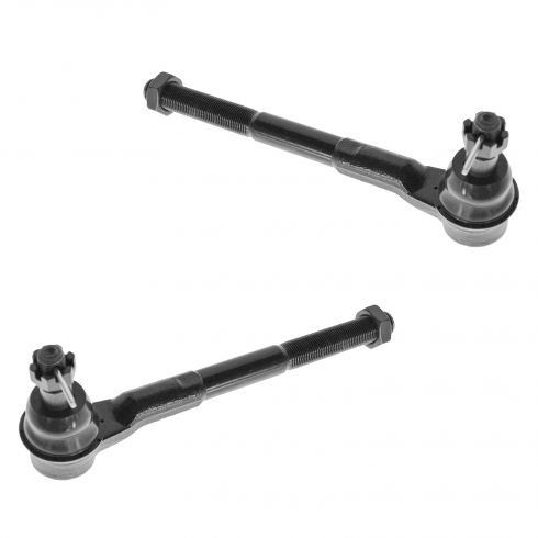 97-02 Ford Expedition, 97-04 F150 F250; 02 Linc Blackwood, 98-02 Navigator 2WD Frt Inr Tie Rod PAIR