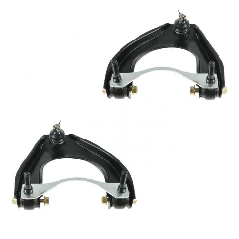 88-91 Honda Civic; CRX Front Upper Control Arm w/Balljoint PAIR