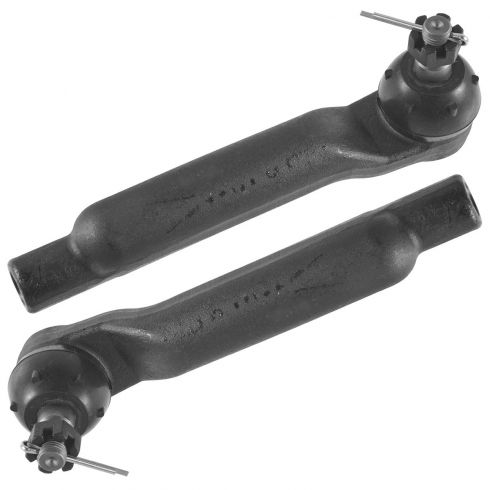89-97 Ford Thunderbird, Mercury Cougar Front Outer Tie Rod End PAIR