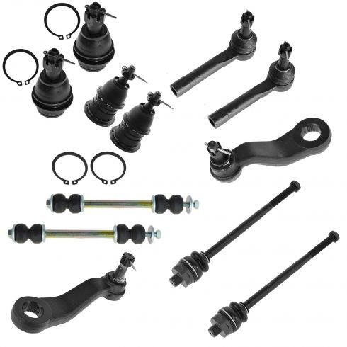 Escalade,  Avalanche, Silverado, Sierra, Suburban, Yukon, Front Suspension Kit