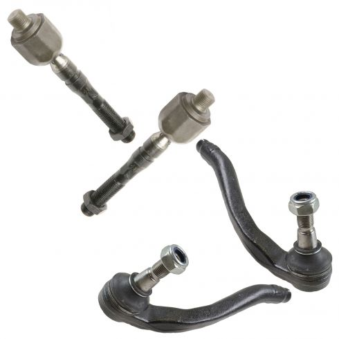Tie Rod Assembly (Set of 4)