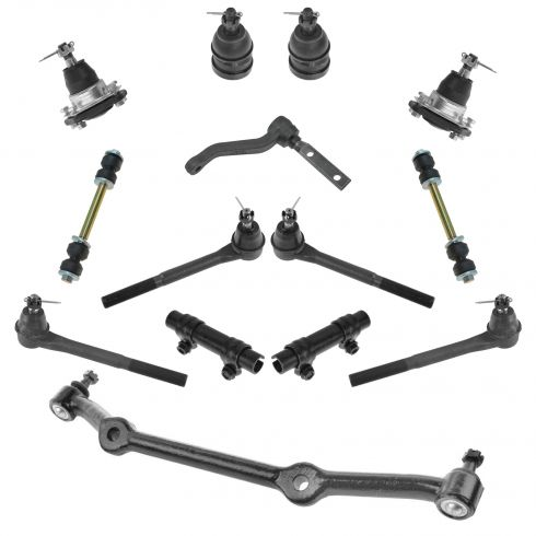 96-05 GM Mid Size PU, SUV; 96-00 Isuzu Hombre 2WD Front Suspension Set