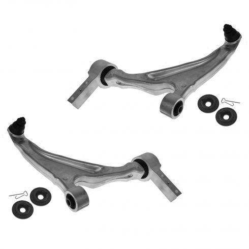 09-12 Honda Pilot Front Lower Control Arm w/Balljoint PAIR