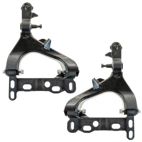 04-07 GM, Saab Mid Size SUV Front Lower Control Arm w/Balljoint & Mtg Bracket PAIR