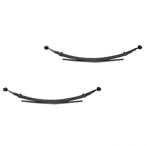 88-99 Chevy, GMC C/K 1500; 88-00 C/K 2500 Rear Leaf Spring (5 Leaf) PAIR
