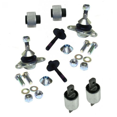Control Arm Bushings/Ball Joint Kit