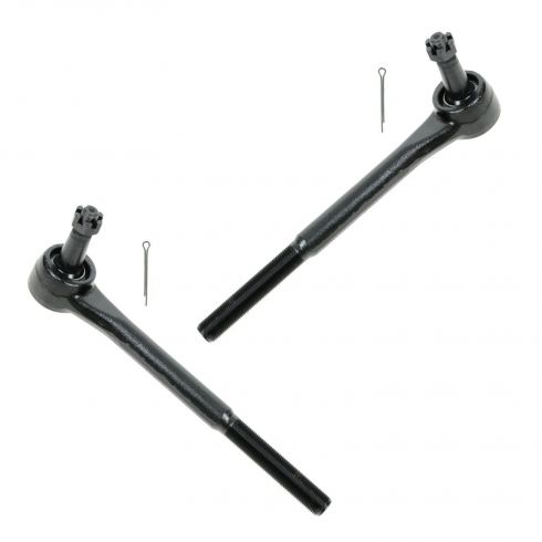 55-70 Buick, Chevy, Olds, Pontiac Multifit Outer Tie Rod End Pair