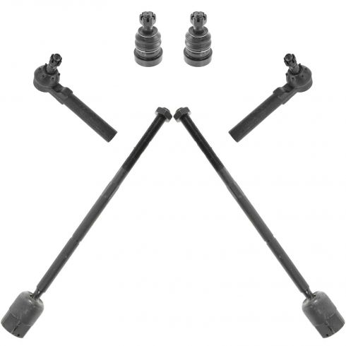 94-04 Ford Mustang Front Ball Joint/Tie Rods Kit
