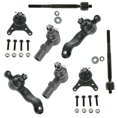95-04 Toyota Tacoma w/2WD Ball Joint/Tie Rod Kit
