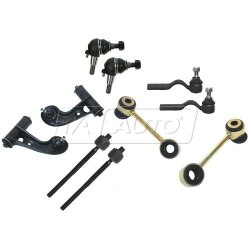 96-03 Mercedes E Class Front Suspension Kit