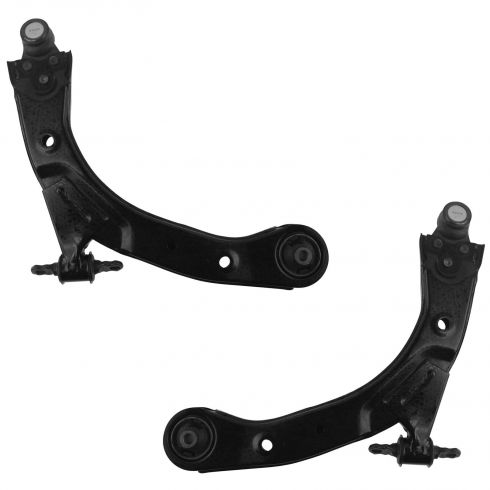 05-10 Cobalt;07-10 G5; 05-07 Ion;05-06 Pursuit (w/FE1 Susp) Front Lower Control Arm w/Balljoint PAIR