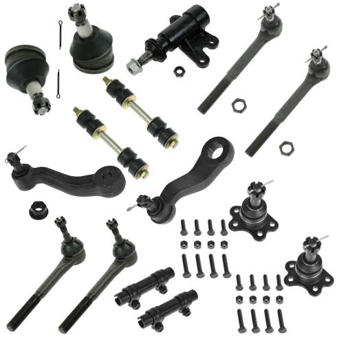 photo How to Replace Tie Rod Ends