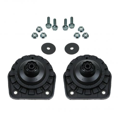 95-05 Chevy Cavalier; Pontiac Sunfire Rear Strut Mount Kit Pair