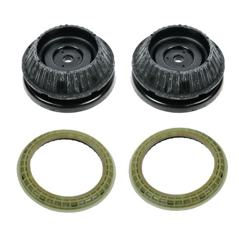 95-00 Ford Contour, Mercury Systique; 99-02 Cougar Front Strut Mount Pair