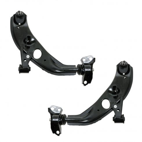 98-02 Mazda 626 Front Lower Control Arm w/Ball Joint Pair