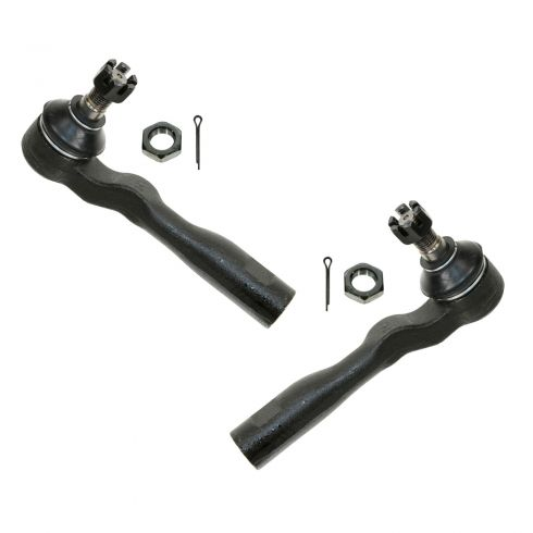 00-06 Toyota Tundra; 01-07 Sequoia Fr Outer Tie Rod Pair
