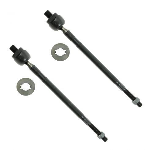 02-07 Mitsubishi Lancer Inner Tie Rod End Pair