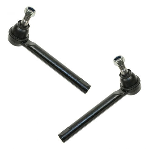 03-04 Nissan Murano Front Outer Tie Rod End Pair