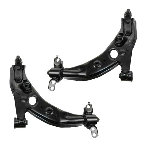 95-98 Mazda Protege 1.8L Front Lower Control Arm w/ BJ Pair