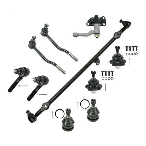 86-97 Nissan D21 Hardbody 2WD 10 Piece Front Suspension Kit