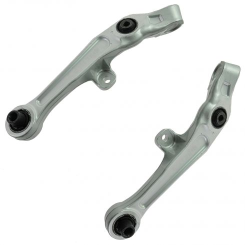 05-06 Infiniti G35 RWD; 07 G35 2DR RWD; 05 (from 8/04)-09 Nissan 350Z Frt Forward Lwr Cntrl Arm PAIR