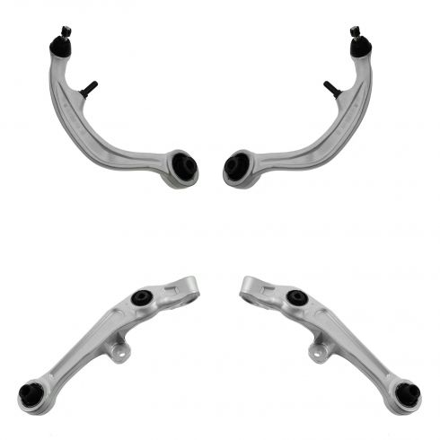 05 (from 8/04)-06 350Z; 05-07 G35 Coupe Front Lower Control Arm w/Balljoint SET of 4
