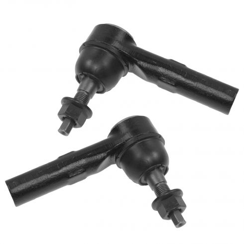06-10 Jeep Commander; 05-10 Grand Cherokee Front Outer Tie Rod End PAIR
