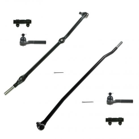 93-98 Jeep Grand Cherokee 5.2L, 5.9L Front Steering Suspension Kit