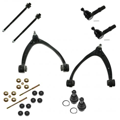 07-12 Cadillac, Chevy, GMC Multifit Pickup SUV Suspension Kit (10 Piece)