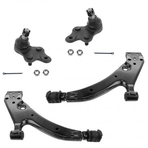 95-97 Toyota Tercel Front Lower Control Arm & Balljoint Kit