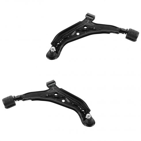 95-98 Nissan 200SX; 95-96 Sentra 4DR; 97-99 Sentra Front Lwr Control Arm w/Bushings & Balljoint PAIR
