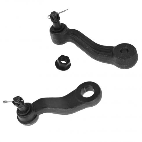 93-00 Cadillac, Chevy, GMC Pickup/SUV Multifit Idler Arm & Pitman Arm Kit