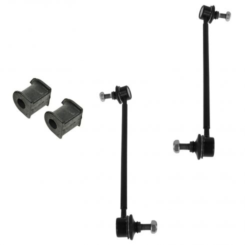 97-04 Toyota Avalon; 97-01 Camry; 99-03 Solara Front Sway Bar Link & Bushing Set