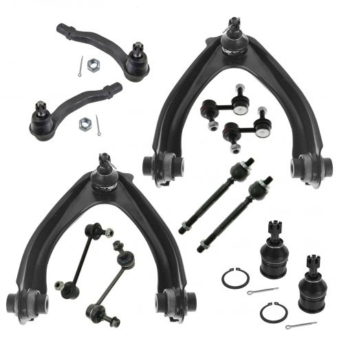 97-01 Honda CR-V 12 Piece Suspension Kit