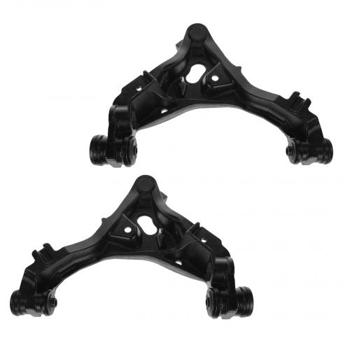 97-02 Expedition; 98-02 Navigator; 97-04 F150; 97-99 F250LD 4WD Frt Lwr Control Arm & Balljoint PAIR